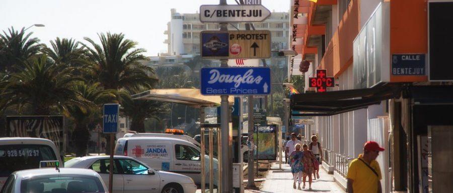 Promenade Jandia