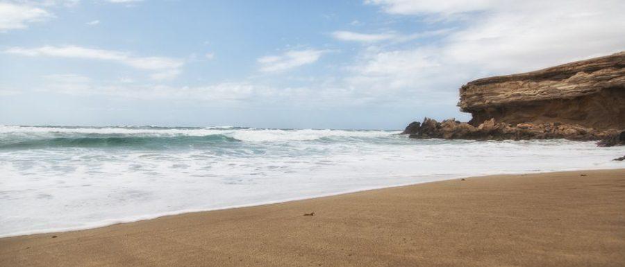 Fuerteventura - Landschaft - Westküste