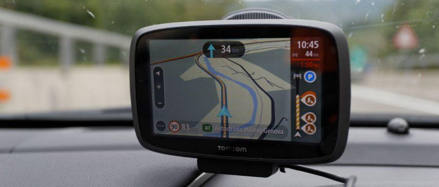 TomTom GO 500 HD-Traffic